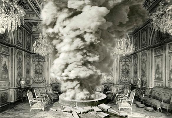 Накрыло волной: Наводнения и апокалипсисы Пабло Геновеса. Изображение № 13.