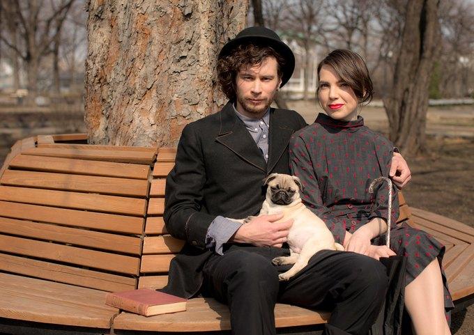Oldich Dress сделали съемку к Tweed Ride. Изображение № 10.