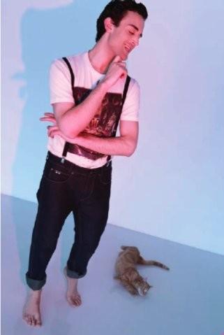 New animal models - животные в фэшн съемках. Изображение № 3.
