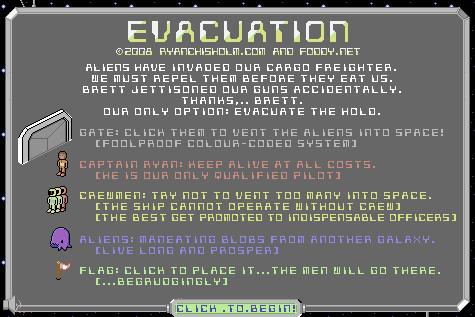 Evacuation. Изображение № 1.