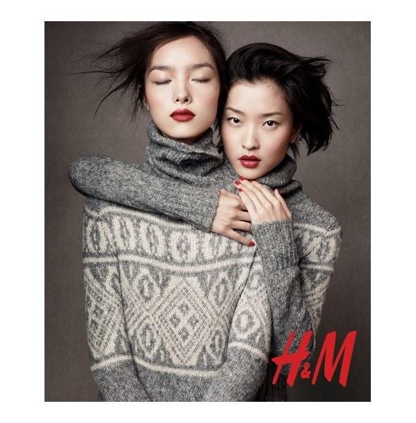 Изображение 21. Новые рекламные кампании: Pull & Bear, Asos и H&M.. Изображение № 21.