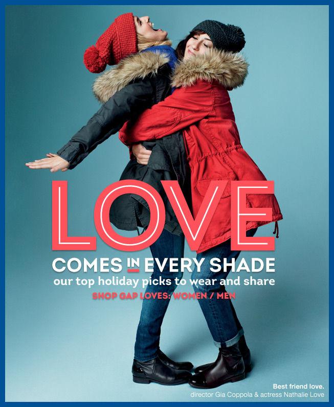 Вышли праздничные кампании Asos, H&M, Kira Plastinina и других марок. Изображение № 11.