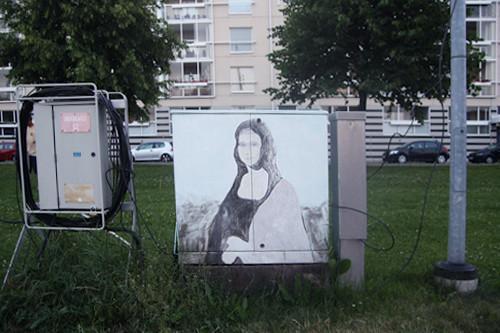 Суровый финский стрит-арт или что викинги рисуют на стенах?. Изображение № 4.