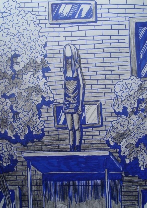 Импровизация рисования. Изображение № 3.