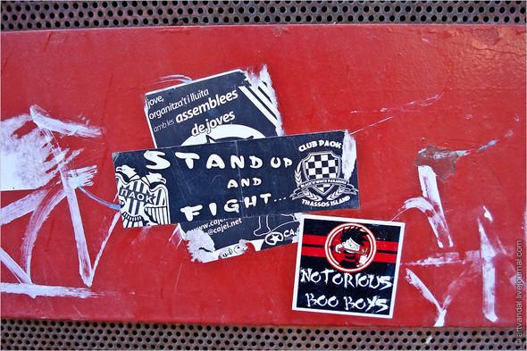 Стрит-арт и граффити Валенсии, Испания. Изображение № 59.