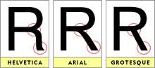Arial vs. Helvetica. Изображение № 4.