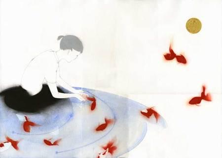 Naomi Kobayashi illustrations. Изображение № 10.
