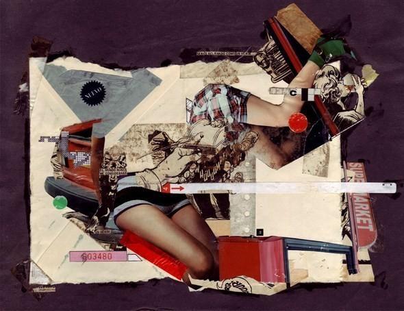 Изображение 39. Выставка: International Weird Collage Show.. Изображение № 39.