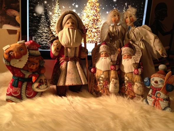 Ангелы, деды и медведи или что подарить людям, у которых все есть. Изображение № 22.