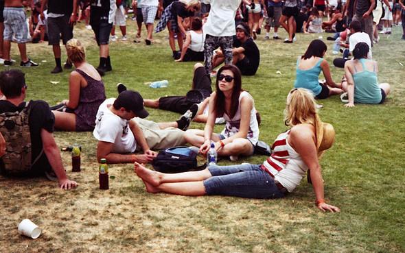 Большой выходной 2010. Музыкальный фестиваль в Окленде. Изображение № 13.