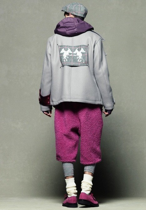 PHENOMENON A/W 2011 - PINK CLOWN. Изображение № 7.