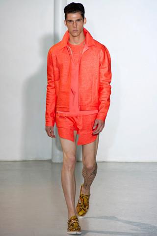 Неделя мужской моды в Париже: День 1. Изображение № 14.