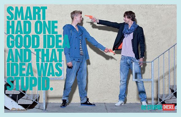 Кампания Be Stupid. Изображение № 12.