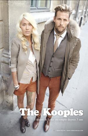 Кампания: The Kooples FW2011. Изображение № 4.
