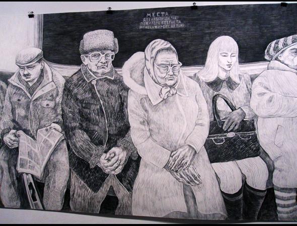 """Выставка в деталях: Молодые художники на """"Сегодня/Завтра"""". Изображение № 16."""