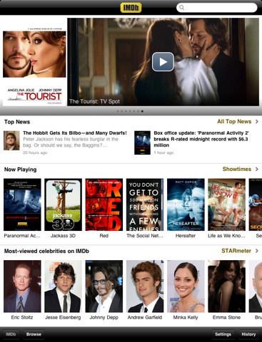 Изображение 4. Кинопремия Оскар 2011 и ваш собственный фильм эксклюзивно на экранах iPhone.. Изображение № 4.