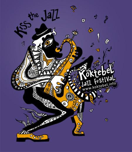 Изображение 56. Кастинг принтов для футболок SEKTA: Koktebel Jazz Fest.. Изображение № 56.