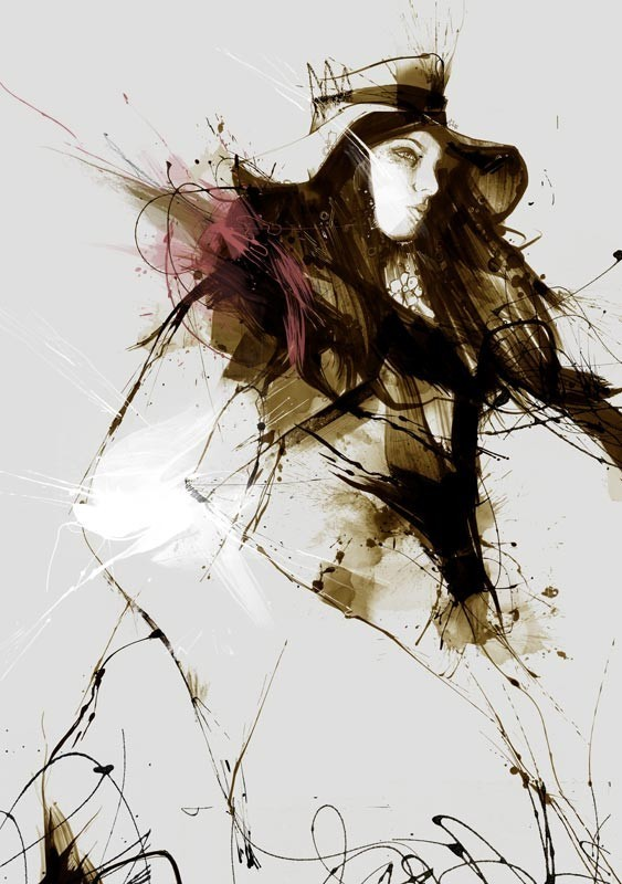 Russ Mills : графика, фотография и живопись. Изображение № 10.