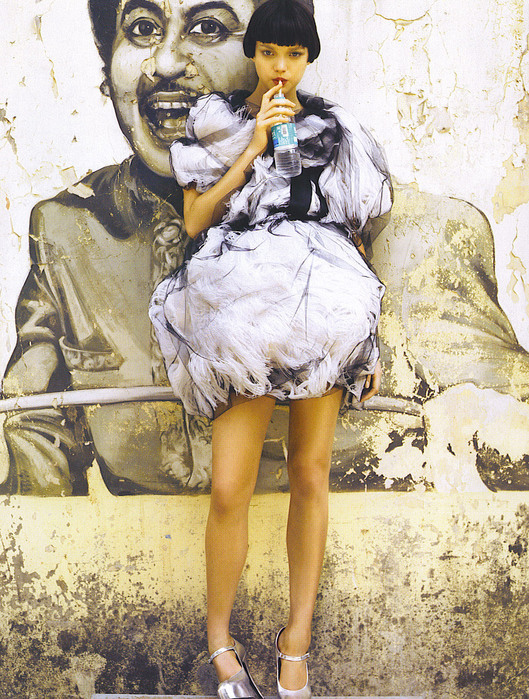 Мечты Болливуда (Vogue India October 2007). Изображение № 7.