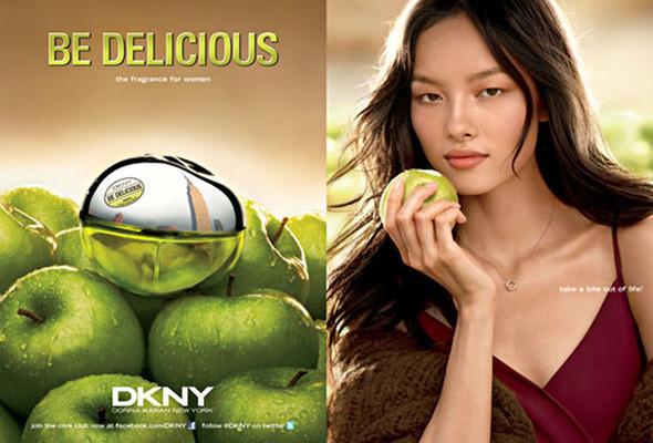 Изображение 2. Кампании: DKNY, Chanel и Lancome.. Изображение № 2.