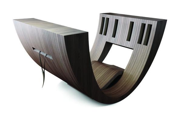 Кресло для медитации. Изображение № 5.