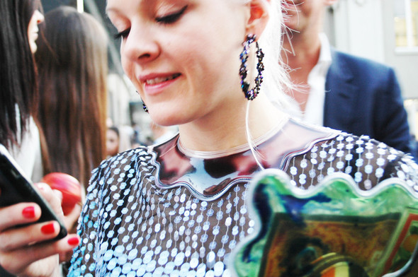 Milan Fashion Week! People!. Изображение № 50.