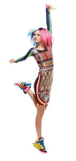 Весенне-летняя коллекция adidas Originals by Jeremy Scott. Изображение № 6.