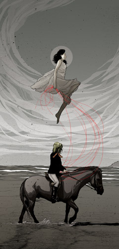 Чернильно-кофейные призраки Мэтью Вудсона. Изображение № 15.