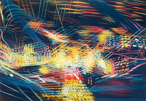 Точка, точка, запятая: 10 современных абстракционистов. Изображение № 69.