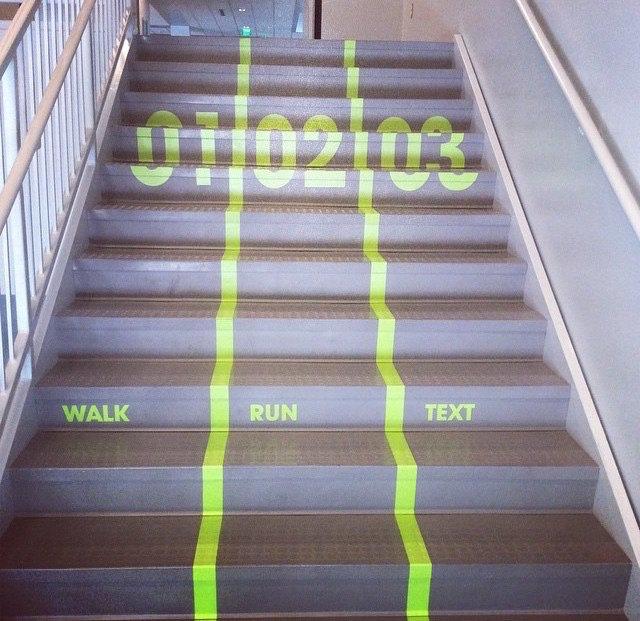 В университете Юты сделали разметку для смартфон-зомби. Изображение № 4.