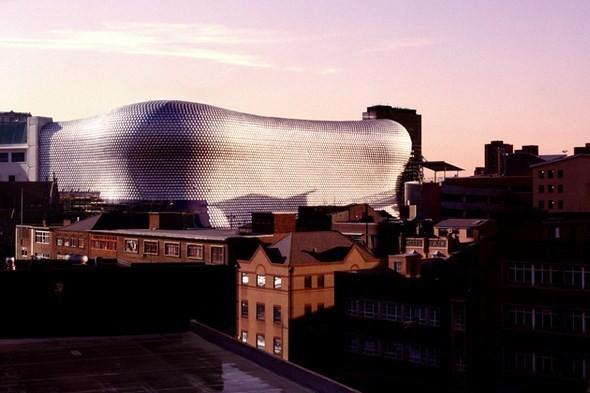 Музей Виктории и Альберта: новый архитектурный проект. Изображение № 8.