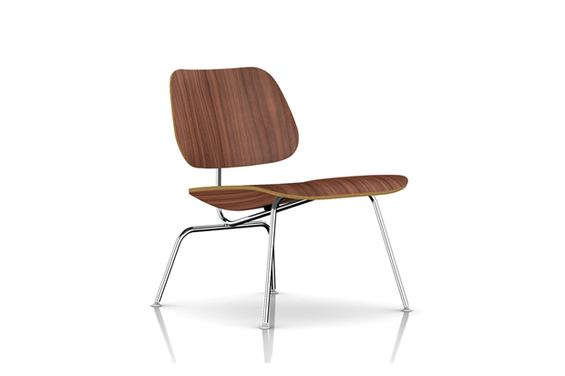 Eames Molded Plywood Dining Chair with Metal Base (1946). Изображение № 16.
