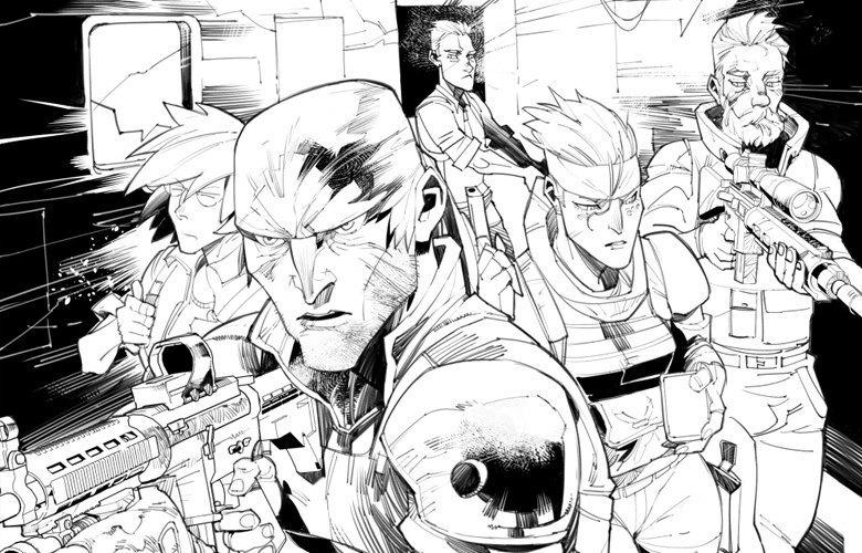 Кто пишет, рисует и продает комиксы  про русских супергероев . Изображение № 4.