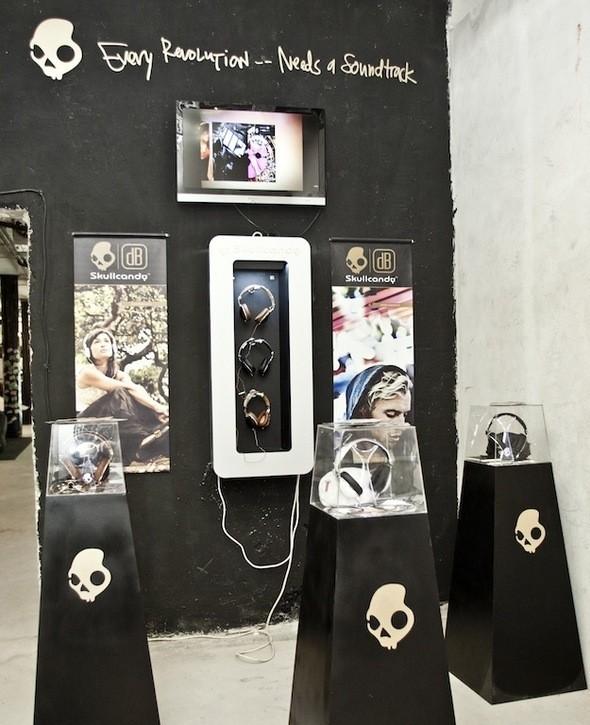 Изображение 4. Skullcandy x Faces&Laces 2011.. Изображение № 2.