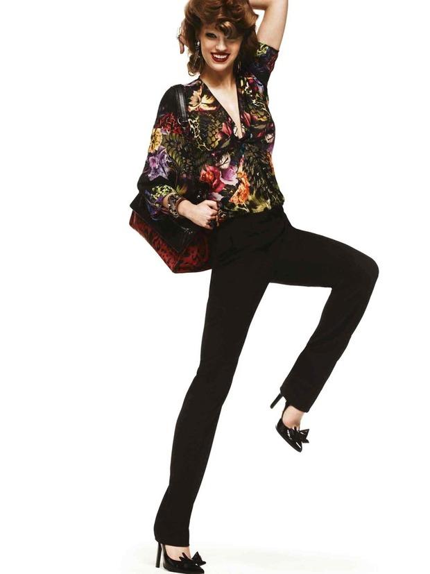 Вышли новые лукбуки Joie, Roberto Cavalli, Juicy Couture и других марок. Изображение № 207.