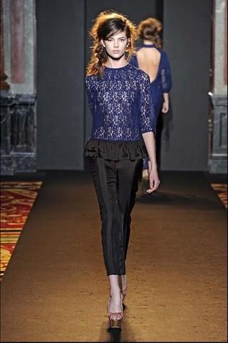 Алена Ахмадуллина на Парижской неделе моды. Изображение № 17.