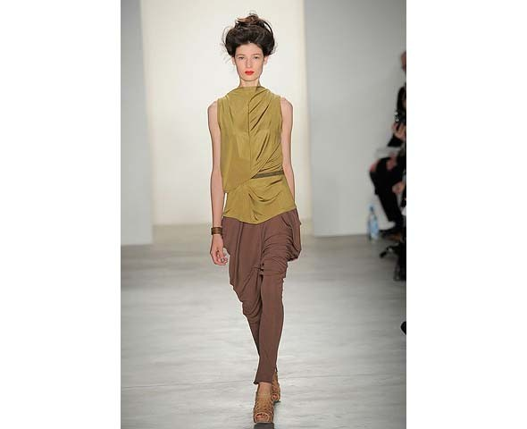 Неделя моды в Нью-Йорке: второй день. Изображение № 29.