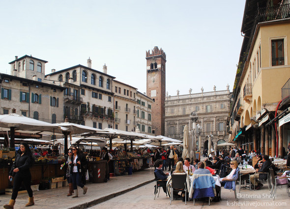 Верона. Италия. Изображение № 29.