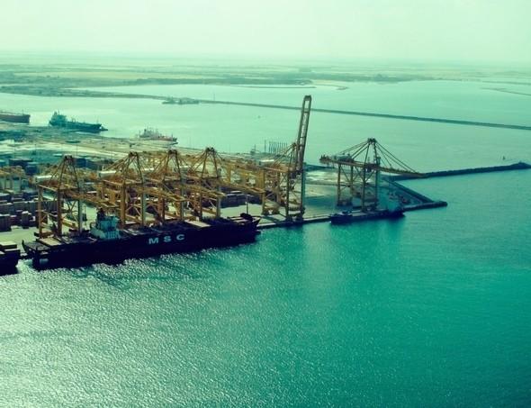 Изображение 9. Dubai: приверженец масштаба.. Изображение № 9.