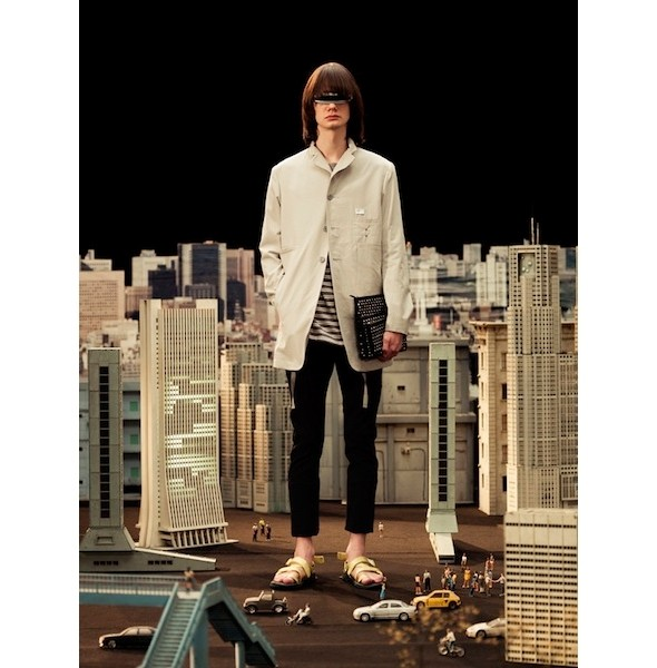 Мужские лукбуки: Alexander McQueen, Burberry и Undercover. Изображение № 73.