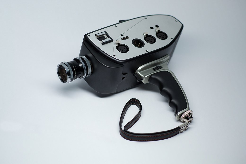 Объект желания: Кинокамера Bolex D16. Изображение № 2.