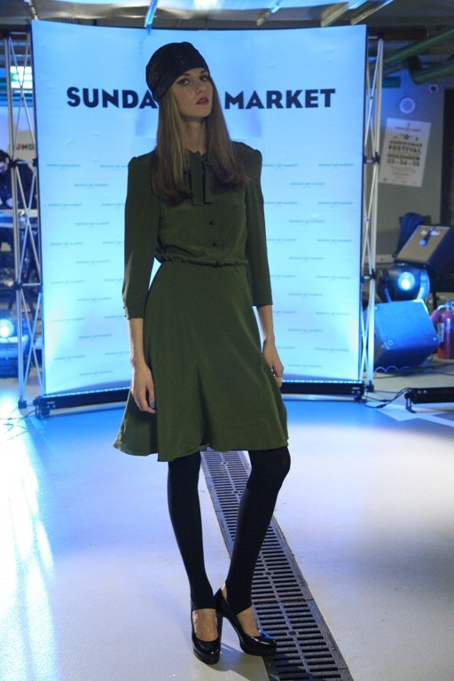 """Показ коллекции 9A Concept в """"Цветном"""". Изображение № 6."""