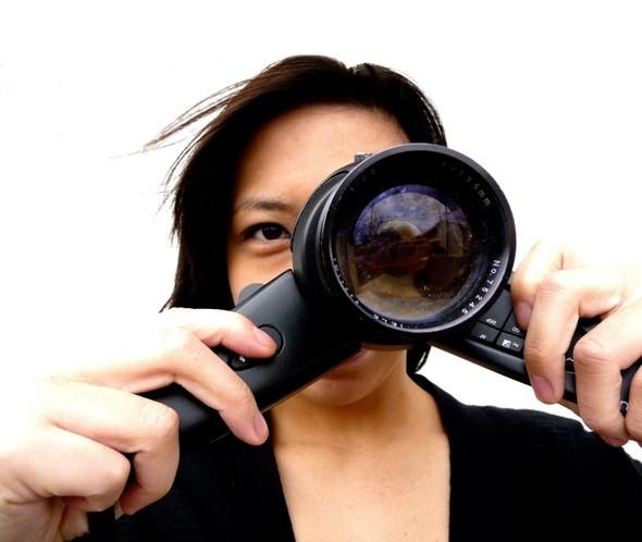 Концепт зеркального фотоаппарата. Изображение № 4.