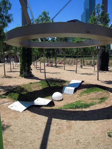 Изображение 32. Барселона: общественные пространства.. Изображение № 35.