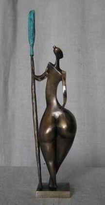 Скульптура Геннадия Титова. Изображение № 13.