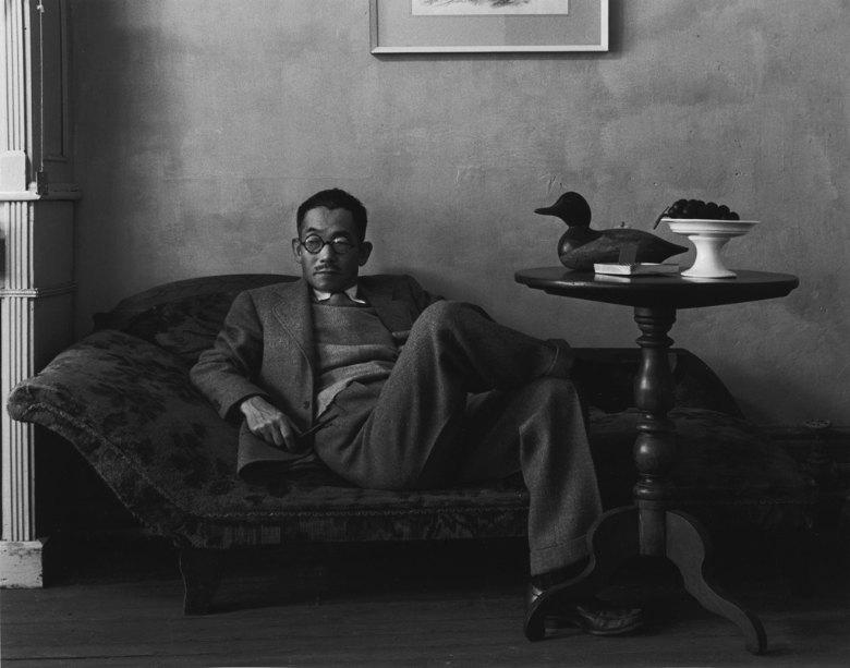 Фейспалм Пикассо, Уорхол с таксой и другие снимки Арнольда Ньюмана. Изображение №4.