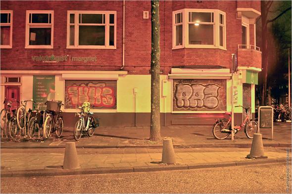 Стрит-арт и граффити Амстердама, Нидерланды. Изображение № 44.