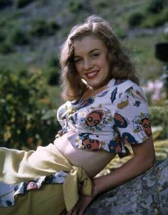 Изображение 11. Marilyn Monroe, pin-up girl.. Изображение № 7.