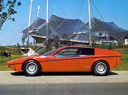Десять лучших автомобильных проектов 60х-70х-80х годов. Изображение № 9.