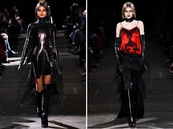 Показы Paris Fashion Week FW 2012: День 6. Изображение № 6.